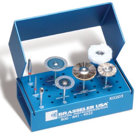 Provisional Brasseler Bur Kit