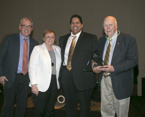 Peter E. Dawson Faculty Award