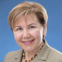 Lilia Cucerov Study Club leader