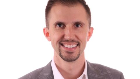 Associate Faculty Member Dr. Zachary Sisler