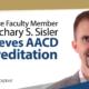 Dr. Zachary Sisler Achieves AACD Accreditation