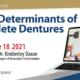 Complete Dentures Dental CE Course